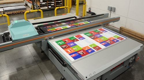 Digital printing will grow faster than other formats between 2017 and 2022.