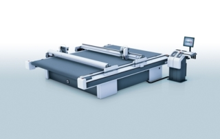 NGS recently purchased a second Zund D3 digital cutter.